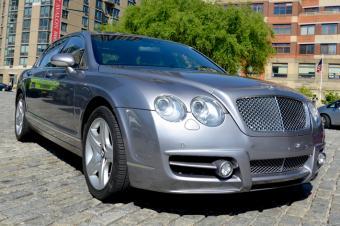 Bentley Flying Spur for Wedding in NY
