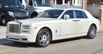 New York Rolls Royce Phantom