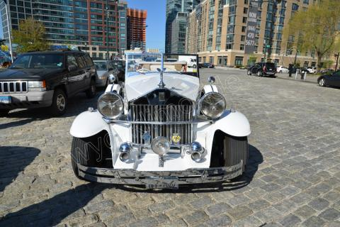 1930 Rolls Royce Phantom Limousine for Proms
