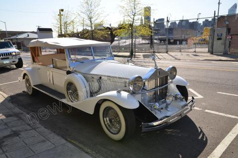 1930 Rolls Royce Phantom Limousine in NYC