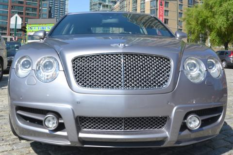 Bentley Flying Spur for Wedding in NYC