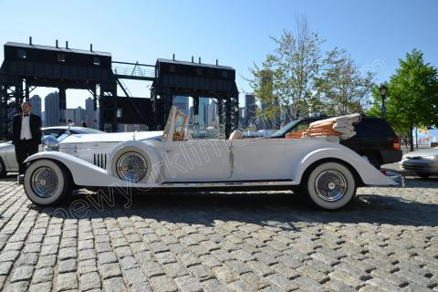 1930 Rolls Royce Phantom Limousine in Brooklyn