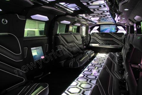 HUMMER JET LIMOUSINE FOR PROMS