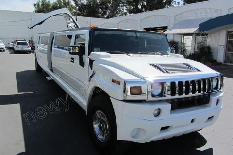 HUMMER JET LIMOUSINE FOR WEDDINGS