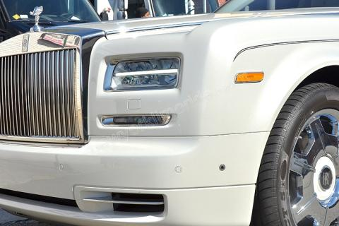 New York Rolls Royce Phantom Prom