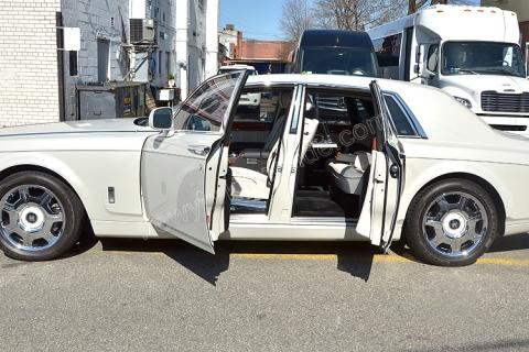 New York Rolls Royce Phantom Casino Trip