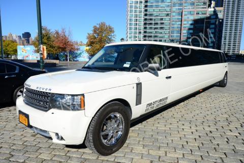 Range Rover Limousine in New York